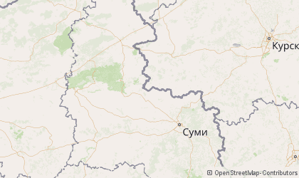 Sumy Map